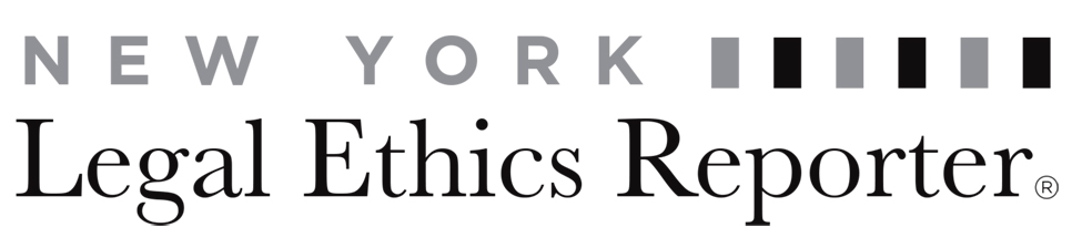 New York Legal Ethics Reporter